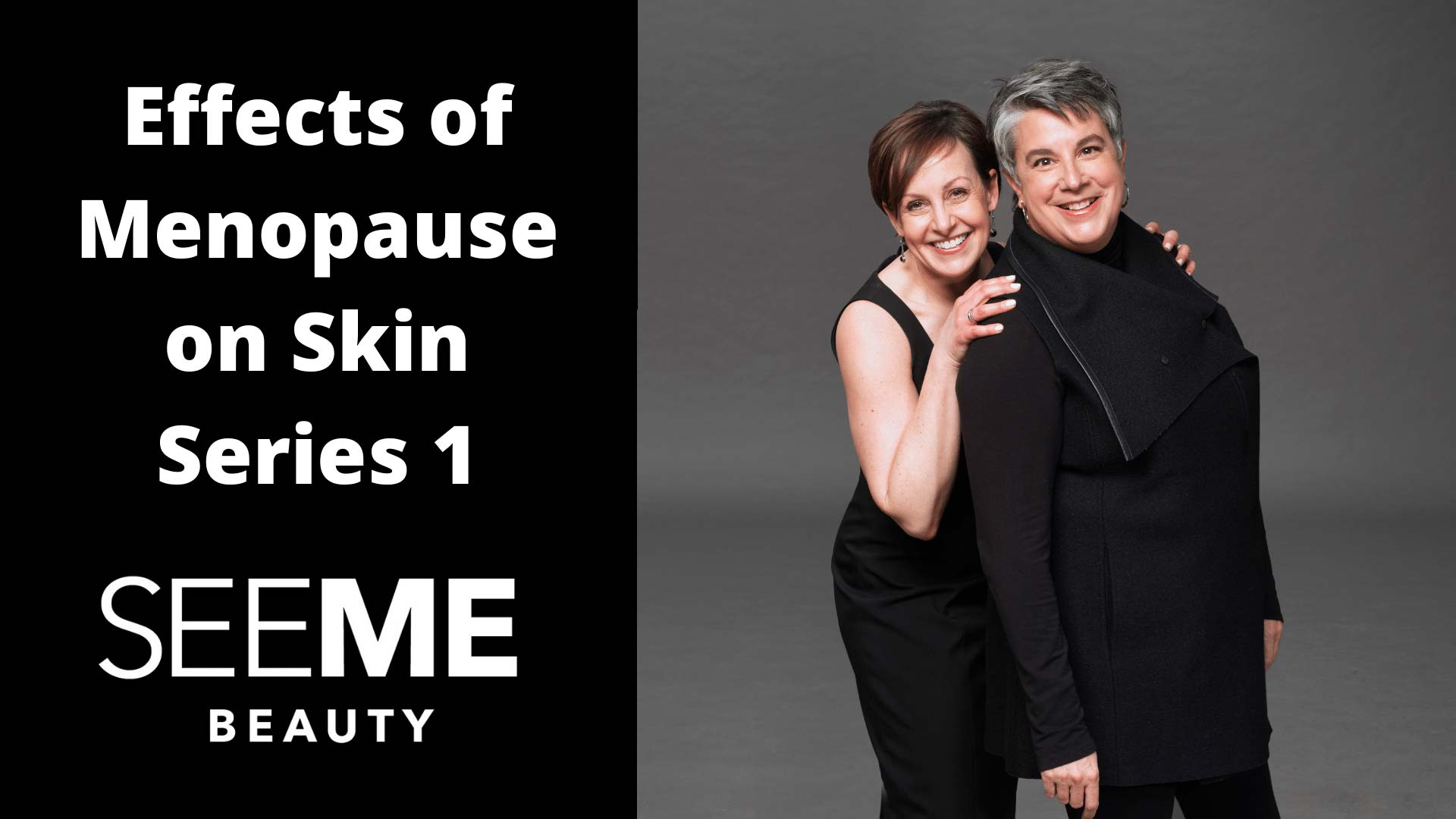 Effects of menopause on skin. Stronger skin barrier equals healthier you